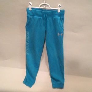 Under Armour girls joggers size xlarge